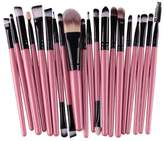 LUNIWEI Beauty Makeup 20 PCS/Set Brush Set