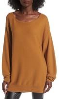 BP Women's Boatneck Rib Knit Pullover