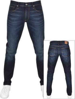 Ralph Lauren Sullivan Slim Stretch Jeans Navy