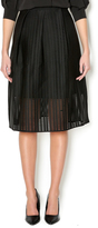 Lumier Laser Cut Skirt