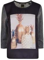 Maison Scotch Pineapple T Shirt