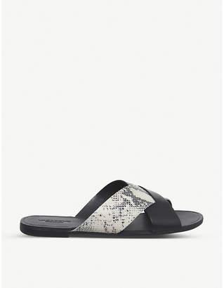 Vagabond Tia leather sandals
