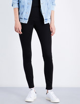 Calvin Klein Sculpted skinny mid-rise jeans