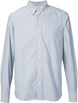 Visvim Oxford shirt - men - Cotton - 2