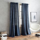 DKNY Urban Luster Back Tab Window Curtain Panel