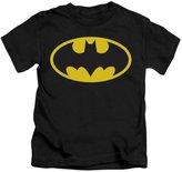 Batman Juvenile Classic Logo Kids T-Shirt Size 7