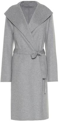 Joseph Lima double-face cashmere coat