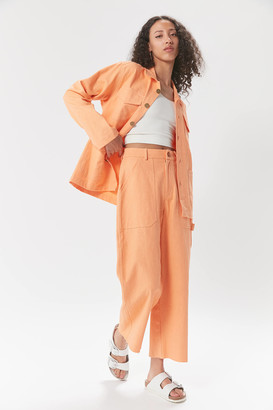 Back Beat Co. Wide Leg Utility Pant