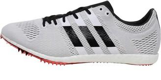 adidas Adizero Avanti Boost Running Spikes Footwear White/Core Black/Shock Red