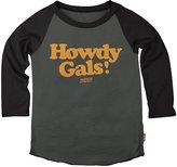 PREFRESH - Baby Boy's Howdy Gals Raglan Tee