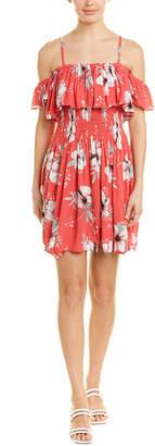 BB Dakota Winters Mini Dress