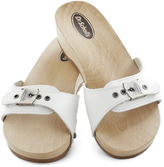 Dr. Scholl's Maritime to Shine Sandal in White