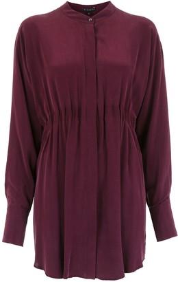 Alcaçuz Luan silk blouse