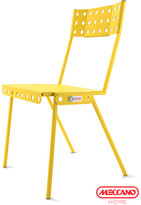 Meccano Home - Bistrot Chair - Yellow