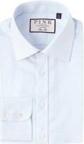 Thomas Pink Zetland dot slim-fit cotton shirt