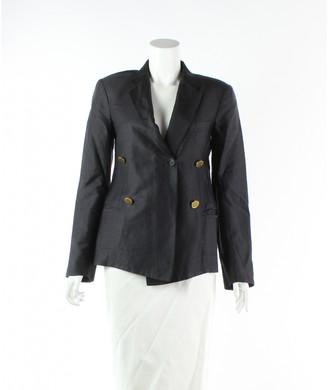Celine Black Polyester Jackets