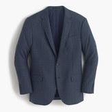 Crosby Suit Jacket In Glen Plaid American Wool