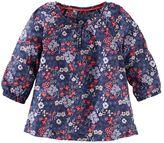 Osh Kosh Toddler Girl Flowy Floral Long Sleeve Fashion Top
