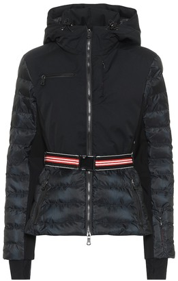 Erin Snow Kat hooded ski jacket