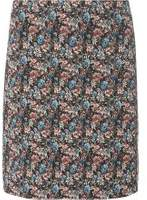Dorothy Perkins Womens **Tall Multi Coloured Floral Print Jacquard Mini Skirt