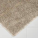 John Lewis Croft Collection Linen Mix Tufted Bath Mat