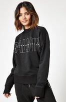 Calvin Klein Mock Neck Sweatshirt