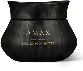 Butter Shoes Aman Grounding Smoked Body Butter, 3.3 oz. / 94g