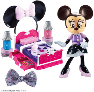 Little Live Pets Minnie Mouse Sleepover Nail Party Set