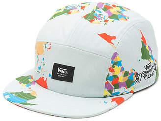 Vans Save Our Planet X Davis 5 Panel Hat