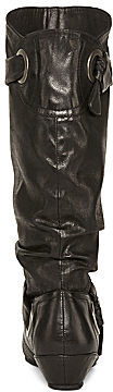 JCPenney Yuu Seldom Slouch Boots