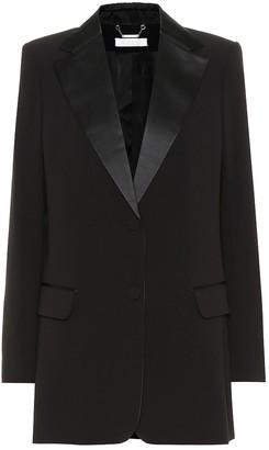 Chloé Crepe blazer
