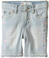 Levi's Sideseam Bermuda Shorts (Toddler)