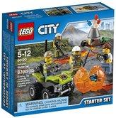 Lego City Volcano Explorers Volcano Starter Set - 60120