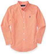 Ralph Lauren Boys 8-20 Gingham Sport Shirt