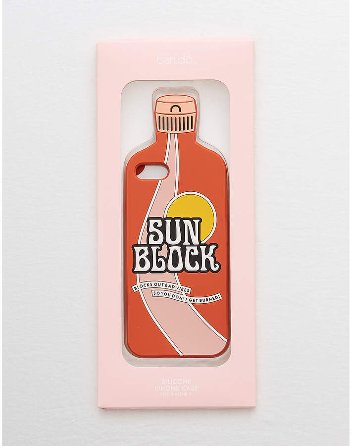 aerie Ban.do Sunblock Phone Case
