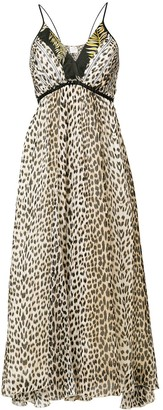 Forte Forte Leopard Print Dress