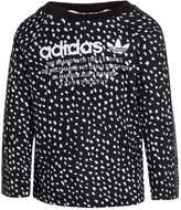 adidas Long sleeved top black