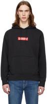 Levi's Levis Black Graphic Pullover Hoodie