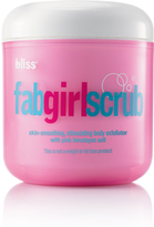 Bliss Fabgirlscrub Stimulating Body Exfoliator
