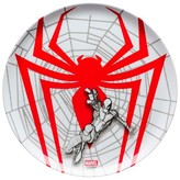 Spiderman Round 10in Melamine Dinner Plate Red