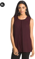 Chico's Layered Lace Tank