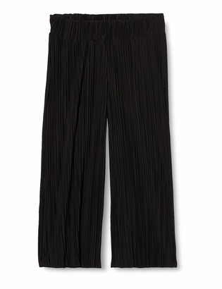 Name It Girl's Nkfdosine Wide Pant Trouser