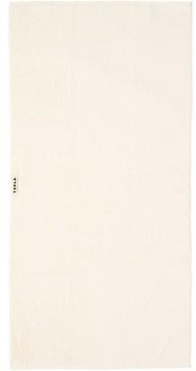 Tekla - Organic-cotton Bath Towel - Ivory