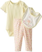 Bon Bebe 3 Piece Pant Set (Baby) - Mommy and Me-0-3 Months