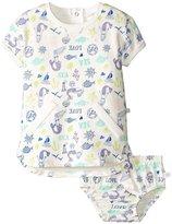 Rosie Pope Baby Mermaid Dress (Baby) - White - 24 Months