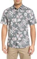 Tommy Bahama Men's Caipirinha Floral Standard Fit Sport Shirt