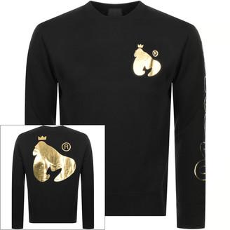 Money Clothing Money Sig Ape Logo Sweatshirt Black