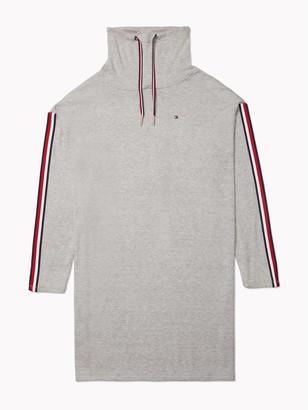 Tommy Hilfiger Essential Funnel-Neck Dress