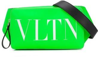 Valentino VLTN fluorescent leather belt bag