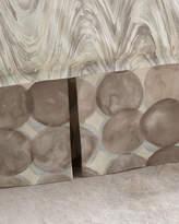 Jane Wilner Designs Tides Orb King Dust Skirt